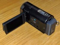 Sony HDR-CX305 HD Camcorder with 16GB HDD