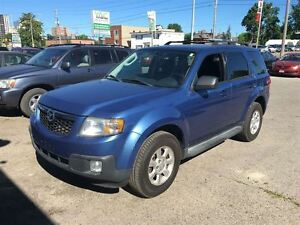 2009 Mazda Tribute GX V6, Leather!!!.
