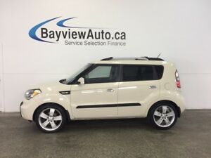 2010 Kia SOUL 4U- ALLOYS|SUNROOF|HTD SEATS|BLUETOOTH|CRUISE!