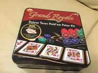 Grand royal poker kit