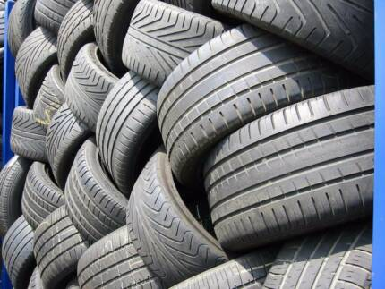 USED / SECOND HAND TYRE  FROM Dandenong South Greater Dandenong Preview