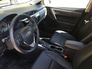 2014 Toyota Corolla LE/NAVIGATION/LEATHER/LOW, LOW KMS! Kitchener / Waterloo Kitchener Area image 11
