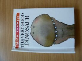 The Very Good Dinosaur by Mick Inkpen 1993 First Edition