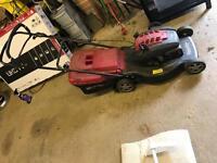 Mountfield rm 65 200cc petrol self propelled lawnmower