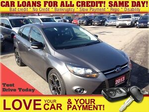 2013 Ford Focus SE * NAV * LEATHER * PWR ROOF