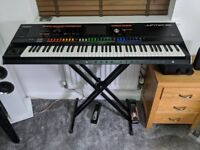 Roland Jupiter 80 Performance Stage Synthesizer / professional Keyboard - As New BOXED