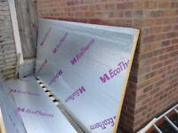 Rigid pir insulation