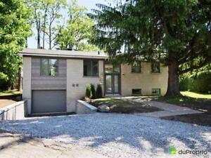 449 000$ - Bungalow à vendre à St-Bruno-De-Montarville