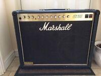 1988 Marshall 800 Lead Series 2x12 Combo Tube Amp 100 watt