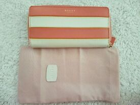 Genuine Radley large zip purse