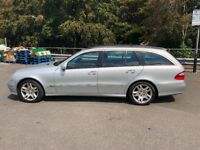2005/55 MERCEDES-BENZ E CLASS E280 3.0L DIESEL AUTOMATIC 7 SEATER EXCELLENT CONDITION FULL HISTORY