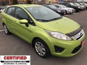 2013 Ford Fiesta SE ** LOW KM, AUX. IN **