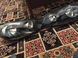 Golf mk6 headlights