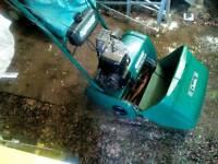 Qualcast 4 stroke petrol lawnmower