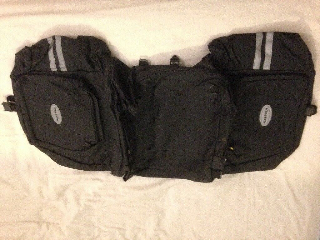 Raleigh Paniers/bike bags