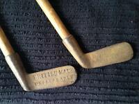 British Made Unbreakable Putters