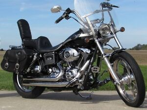 2003 harley-davidson FXDWG Dyna Wide Glide   $7,000 in Options a London Ontario image 1