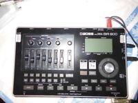 BOSS BR800 PLUS ROLAND MICRO DIGITAL RECORDING STEREO MONITOR SPEAKERS
