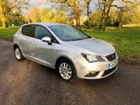 2013 Seat Ibiza 1.2 TDI Ecomotive CR SE 5dr diesel***one owner**not astra corsa yaris