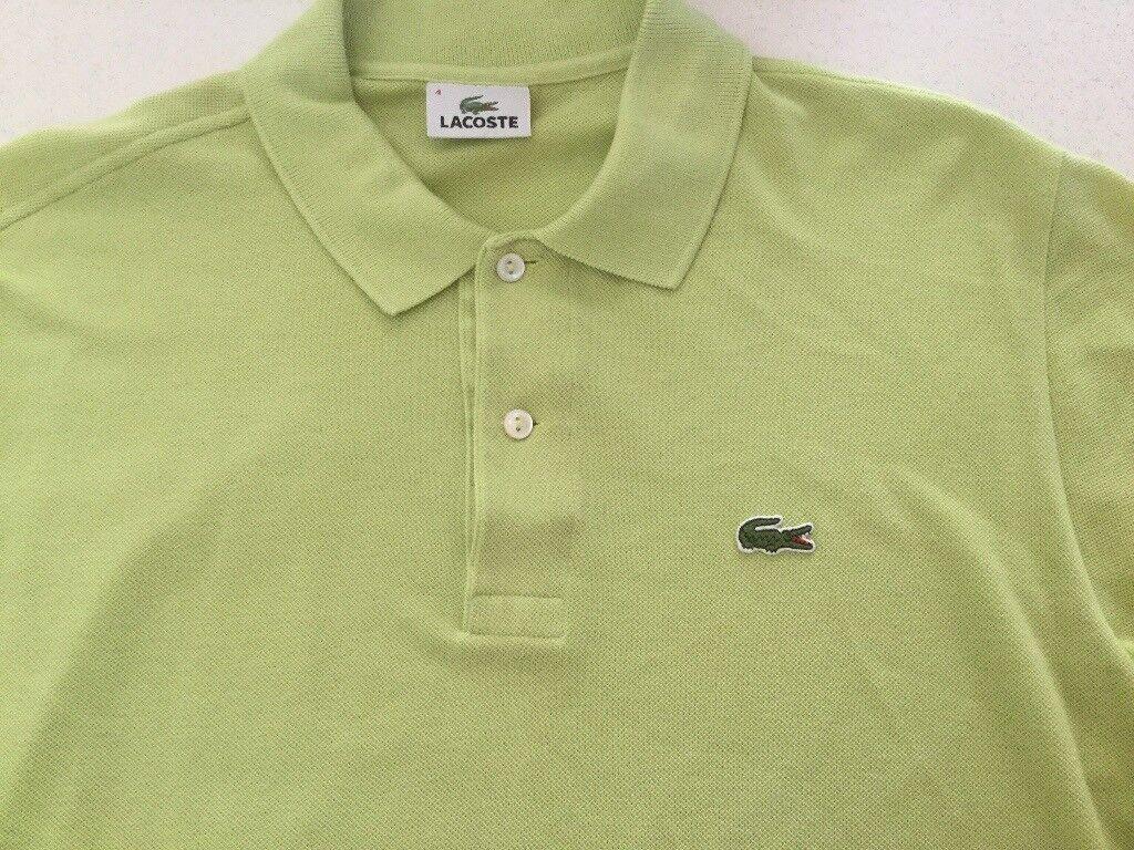 c8a4c1b89 Original Lacoste Polo Shirt