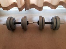 York Dumbbell Weights