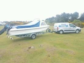 Boats and outboards Bought sold and serviced