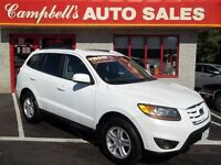 2010 Hyundai Santa Fe GL ONLY 081000 LOW LOW KM'S!! AIR!! CRUISE