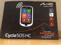 Cycling Navigation Device -Cyclo 505 HC
