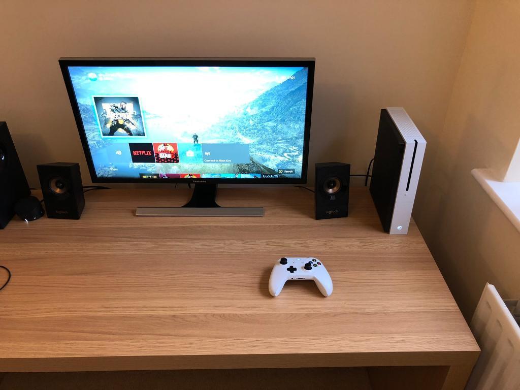 Awe Inspiring 4K Samsung 28 Monitor Tv In Sutton Coldfield West Midlands Gumtree Download Free Architecture Designs Pushbritishbridgeorg