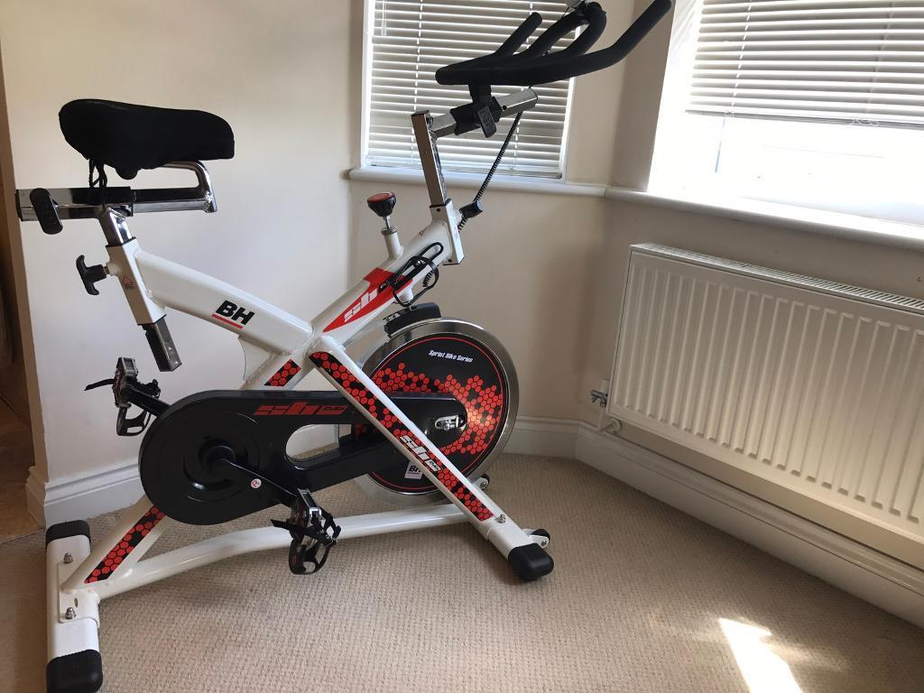 BH Fitness indoor sprint bike/exercise bikeas new, used oncein Brislington, BristolGumtree - For sale is my indoor sprint bike that was purchased from BH Fitness. Its very sturdy and has been used only once! A similar model can be found on the BH Fitness website. Usage Home UseResistance Type Friction resistance and brakingDrive Type Belt...