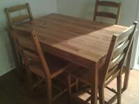 KITCHEN TABLE NEEDS TO BE SOLD ASAP!!!