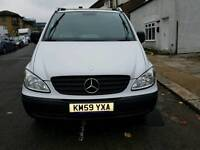 Quick Sale Mercedes Vito van 6 seater 2009