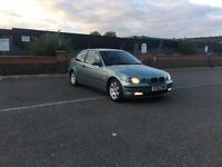 BMW 320 td compact swap px considered