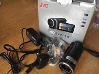 JVC GZ-HM446 Everio HD Memory camcorder