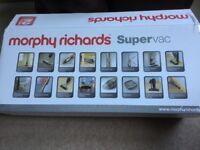 Murphy Richards Super-vac 2in1 Cordless -- Fast Charging - Collapsable Handle - Dual Power
