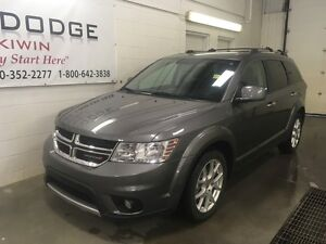 2013 Dodge Journey AWD R/T Heated Leather