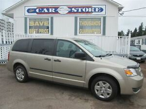 2008 Dodge Grand Caravan SE 7 PASS!! INTEGRATED CHILD SEATS!! RE