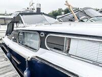 Cabin Crusier boat, canal boat, motorboat, liveaboard houseboat, 26ft Freeman £19,000ono