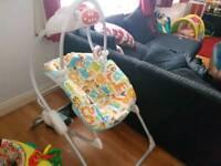 Baby Rocker Swing Chair (Fisher Price)