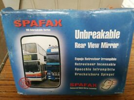 Spafax Vm2 Unbreakable Rear View Mirror