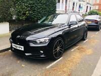 2012 BMW 3 SERIES 2.0D 316D F30 M SPORT BLACK EDITION PACKAGE