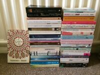 Job Lot of Books - female authors and/or heroines