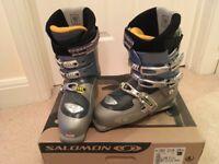 Ski boots - Ladies Salomon Ellipse 8