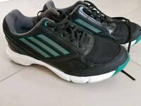 Junior size 2.5 Adizero golf shoes
