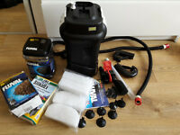 Fluval 206 filter - very good condition