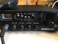 Retro CB Radio. 40 channel FM 27/81