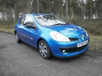 2006 RENAULT CLIO 1.4 EXPRESSION, *LOW MILES* *9 STAMPS RENAULT HISTORY*