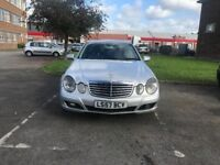 Mercedes Benz e220 cdi automatic Year Mot Only £2450