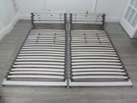 SUPER KING SIZE SLATTED BED BASE 180x200cm