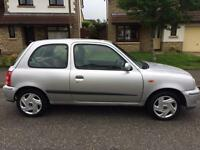 NISSAN MICRA AUTOMATIC ONLY 35000 MILES £995